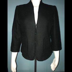 Decon. Modern 3/4 Sleeve Blazer / size (*4/6P) NEW